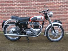 List your motorcycles on Classic Driver. Small Motorcycles, British Motorcycles, Triumph Motorcycles, Standard Motorcycles, Motorcycle Engine, Motorcycle Design, Classic Bikes, Classic Cars, Norton Cafe Racer