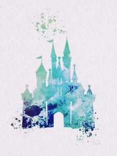Disney Castelo Verdeágua