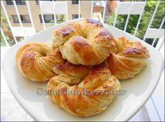 Sema'dan Lezzetlere Hosgeldiniz: Kaşar peynirli çıtır açma