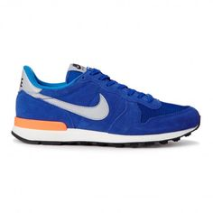 Nike Internationalist Leather Royal / Grey