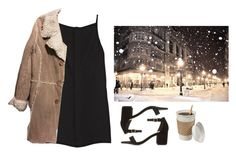 """Untitled #35"" by ahessah on Polyvore featuring Prada, Opening Ceremony and Bamboo"