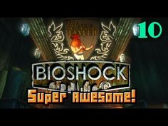 Bioshock Remastered | Part 10 | SHOOTER IN HIS NATURAL ENVIRONMENT