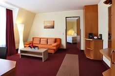 Blick in eines der Hotelzimmer / View into one of the hotel rooms | RAMADA Hotel Residenzschloss Bayreuth
