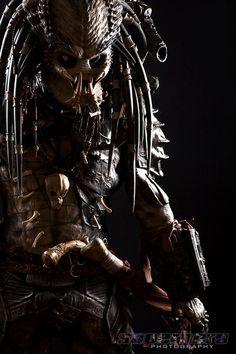 Predator  Model: Paul Morrison   SuperHero Photography by Adam Jay