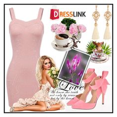 """""""Dresslink 7"""" by erina-salkic ❤ liked on Polyvore featuring Napa Home & Garden and The French Bee"""