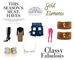 """""""Dress me like the TARDIS 6"""" by chrisone on Polyvore featuring Phase Eight, Chan Luu, H&M, Betsey Johnson, Bling Jewelry and Dolce&Gabbana"""