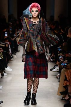 Junya Watanabe Fall 2017 Ready-to-Wear Collection Photos - Vogue