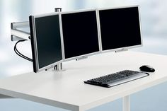 Novus More Space System Monitor Arms