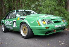 1986 Ford Mustang Racecar