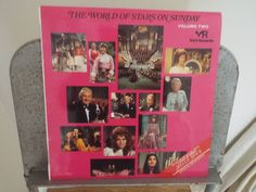 The World of Stars on Sunday VOL 2 1972 York Records ITV Hughie Green by bastarduk on Etsy Holy Hour, Thing 1, Vol 2, Sunday, Presents, York, Stars, Green, Etsy