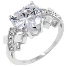 Queen of Hearts Ring, $15.00