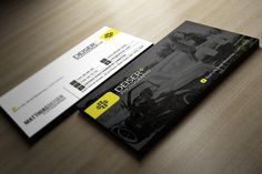 Check out Photographer Business Card by Marvel on Creative Market