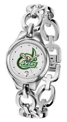 UNC Charlotte Women's Stainless Steel Bracelet Watch