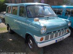 Ford Transit blau (1965–1978)