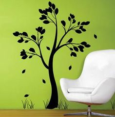Bare tree royalty free cliparts vectors and stock - Decoraciones de paredes ...