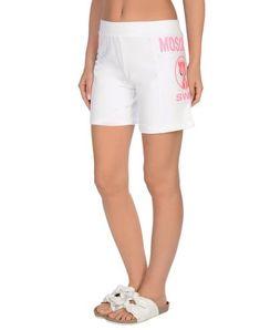 MOSCHINO SWIM Women's Beach shorts and pants White XL INT