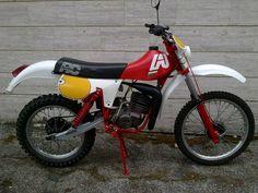 Aprilia rc50 1985 - 1988