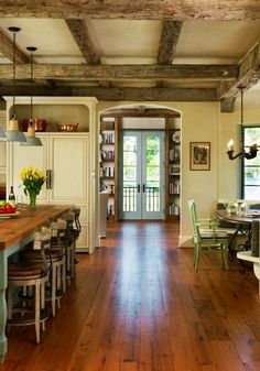 Kitchens add the most value to a home. Check out this one!