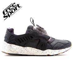 Puma Trinomic Disc Natural Calm Nera 357038-01 #sneakers #puma #disc #naturalcalm #napoli http://freesportstyle.com/puma/633-puma-trinomic-disc-natural-calm-nera-357038-01.html