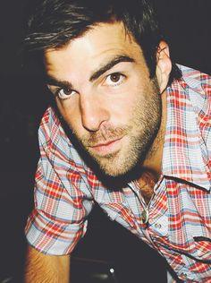 Zachary Quinto - oh god!