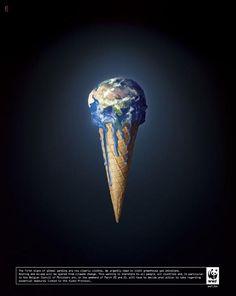 4. WWF: とける地球