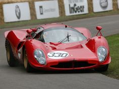 Ferrari 330 P3 High Resolution Image (7 of 18)