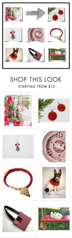 """""""By The Rustic Pelian"""" by therusticpelican ❤ liked on Polyvore featuring Spode, modern, contemporary, rustic and vintage"""