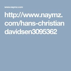 http://www.naymz.com/hans-christiandavidsen3095362