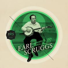 tRS-WS #54 - Earl Scruggs - March 2012 (photo by: Mark Humphrey)