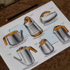 One for the tea and coffee powered humans ☕️ #industrialdesign #id #idsketching #instasketch #productdesign #design #designer #diseño #kettle #coffee #tea #sketch #sketches #sketching #sketchbook #ipad #procreate #pencil #illustration