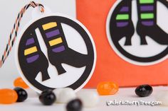 Under A Cherry Tree: Patricia's Halloween Kit