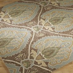Area rug for dining room