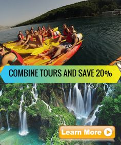 Krka waterfalls tour from Split Only tour with BOAT CRUISE included | 20€ - Per Person | Free time for swimming and lunch 5h in the Park |