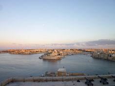 Upper Barracca Garden、Valletta, Malta