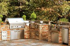Outdoor Küche Gartenküche : Outdoor garten küche outdoor küche mit herd neben eine