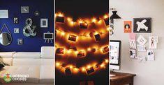 wall decor diy 27 Stunning Diy Wall Art Ideas Guaranteed To Liven Up Any Room Creative Diy Cardboard Easy Diy Room Decor, Diy Home Decor Projects, Room Wall Decor, Diy Wall Decor, Bedroom Decor, Bedroom Furniture, Bedroom Ideas, Pallet Projects, Dremel Projects