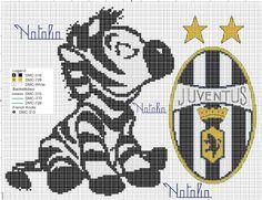 lo spazio di lilla: Festeggiare uno scudetto con il punto croce: Juventus, sei grande!