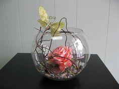 décoration unique dans le verre