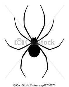Wektor - czarnoskóry, pająk - zbiory ilustracji, ilustracje royalty free, zbiory ikon klipart, zbiór ikon klipart, logo, sztuka, obrazy EPS, obrazki, grafika, grafik, rysunki, rysunek, obrazy wektorowe, projekt graficzny, EPS wektor graficzny