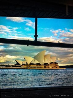 Sydney. I love this photograph. The roof of the Opera House really does look like sails...