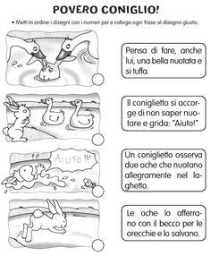 GL Kindergarten First Day, Kindergarten Activities, Book Activities, Italian Verbs, Italian Lessons, Montessori Math, Essay Writing Tips, Reading Worksheets, Italian Language