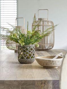 DIY | gehäkelte Vase und sommerlicher Wildblumenstrauß
