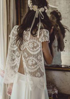 Pinterest : les 50 plus belles robes de mariées bohèmes   Glamour