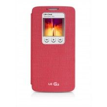 Capa Quick Windows LG G2 - Rosa  R$146,36