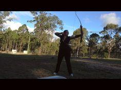Action shot  Archery