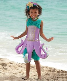 Look at this Octopus Dress - Girls on #zulily today!