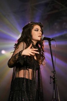 """Lorde on love songs: """"People got the impression I thought writing about love was shameful. I don't! I just haven't found a way of doing it which is powerful and innovative, which is why I haven't wrote about it yet."""""""