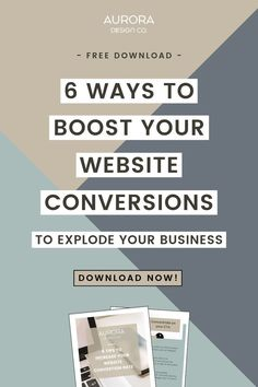 6 Website Hacks to Explode Your Business Entrepreneur Website, Entrepreneur Ideas, Business Design, Business Tips, Creative Business, Web Design Tips, Blog Design, Aurora Design, Modern Website