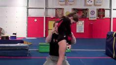 Back hip circle drills/progressions