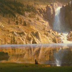 """See details of works in the collection related to """"Peaceful"""" on our """"One Met. Many Worlds."""" interactive feature. 